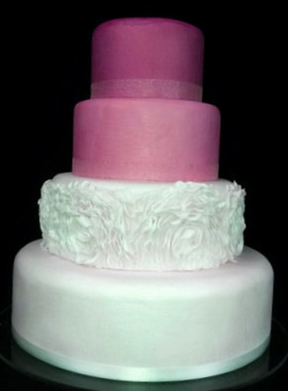 wedding cake fake tiers four tier faux wedding cake wedding cake dummy wedding 22589