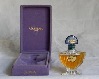 15ml SHALIER By GUERLAIN  1/2 oz Pure Perfume/ Extrait , New, Full, In Box, Limited Edition