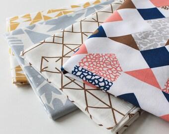 supercraft Fabric  Set of 4 designs