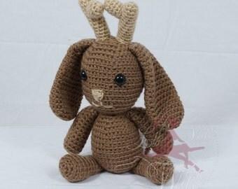 Crochet Jackalope