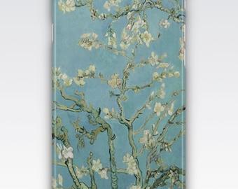 Case for iPhone 8, iPhone 6s,  iPhone 6 Plus,  iPhone 5s,  iPhone SE,  iPhone 5c,  iPhone 7  - Almond Blossoms by Vincent Van Gogh