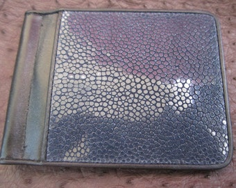 men's wallet Genuine money clip Bule 1879  AAAA+