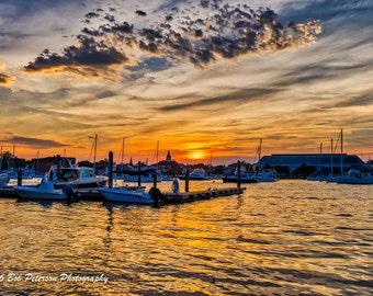 Annapolis Sunset V