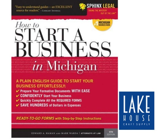 how to start a small business in michigan