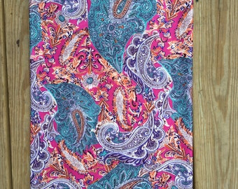 Limited Edition Pink Paisley