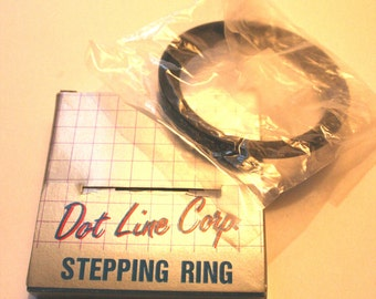 Dot Line Corp. Stepping Ring 52-62mm + Additional Threaded Adapter Ring