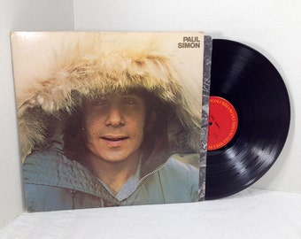 Paul Simon vinyl record 1972 VG/VG+