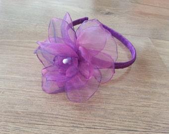 Beautiful headband fascinator
