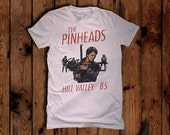 The Pinheads (Back to the Future // Marty McFly Movie Rock) T Shirt