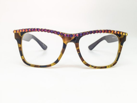 Big Blue Glasses Frames : Deep Blue Sea Big Reader Eyeglass Frames