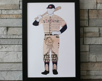 Cleveland Indian's Player