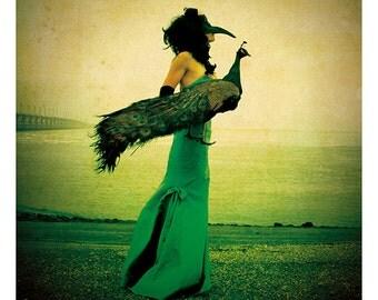surrealistic artwork/postcard no. 012