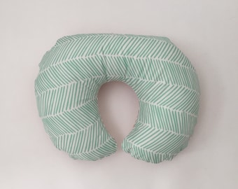 READY TO SHIP Boppy Cover - Jade Freeform