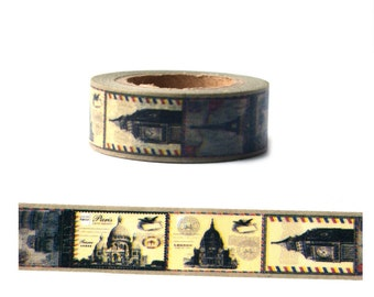 WASHISAMPLE vintage stamps