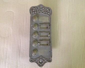 Art nouveau door bell