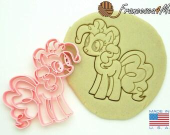 Pinkie Pie Cookie Cutter/Multi-Size