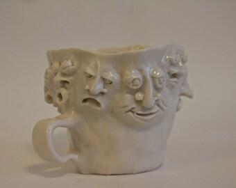 Mini Mug, 9 Faces