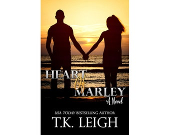 Heart of Marley Signed Paperback