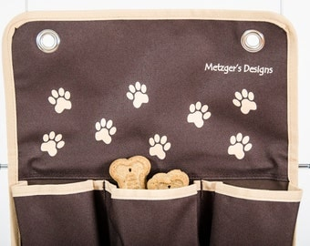 Hanging Organizer for Dog Items