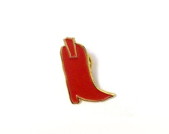 Wee boot pin