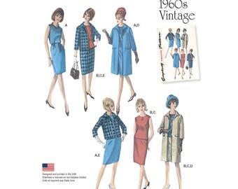 Simplicity Sewing Pattern 8246 Misses' 1960s Vintage Sportswear