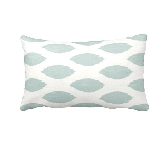 Powder Blue Decorative Pillows : Blue Lumbar Pillow Covers Blue Throw Pillow Covers Powder Blue