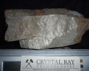 Chunk of Chalco-Pyrite, Sphalerite & more Kid Creek Ore