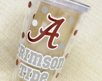 Alabama Crimson Tide Tumbler