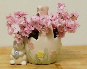 Easter Flowers, Easter Decor, Easter Arrangement, Teacher Gift, Spring Decor, Easter Decorating, Accent Decor