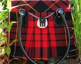The Wee Kilty Handbag