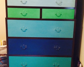 CUSTOM PAINTING SERVICE / hand painted in Annie Sloan© chalk paint  you will get a custom quote starting at 195 dollars for furniture