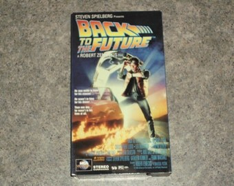Vintage 1989 VHS - Back To The Future - 1994 Universal