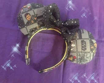 The Force Awakens Minnie Mouse Star Wars Ears