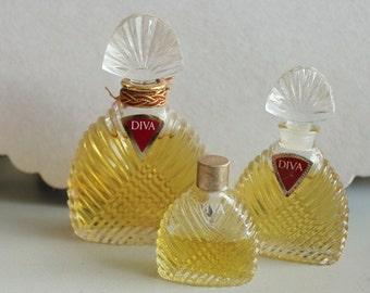 Diva Ungaro Eau de Parfum and Factice