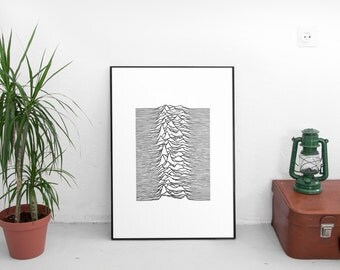 PRINTABLE Art Geometric print art Black and white print Abstract art Geometric wall art Geometric artwork Geometric black and white