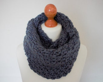 Super Chunky Infinity Snood Scarf