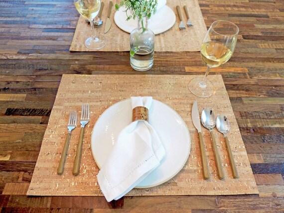 napperon li ge eco friendly table set de table id e de. Black Bedroom Furniture Sets. Home Design Ideas