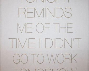 womens tonight reminds me of the time i didn't go to work tomorrow t shirt funny cute party drinking beer tee top novelty hungover tee top