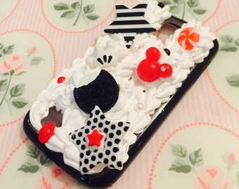 Mickey Mouse Samsung S4 Decoden Phone Case