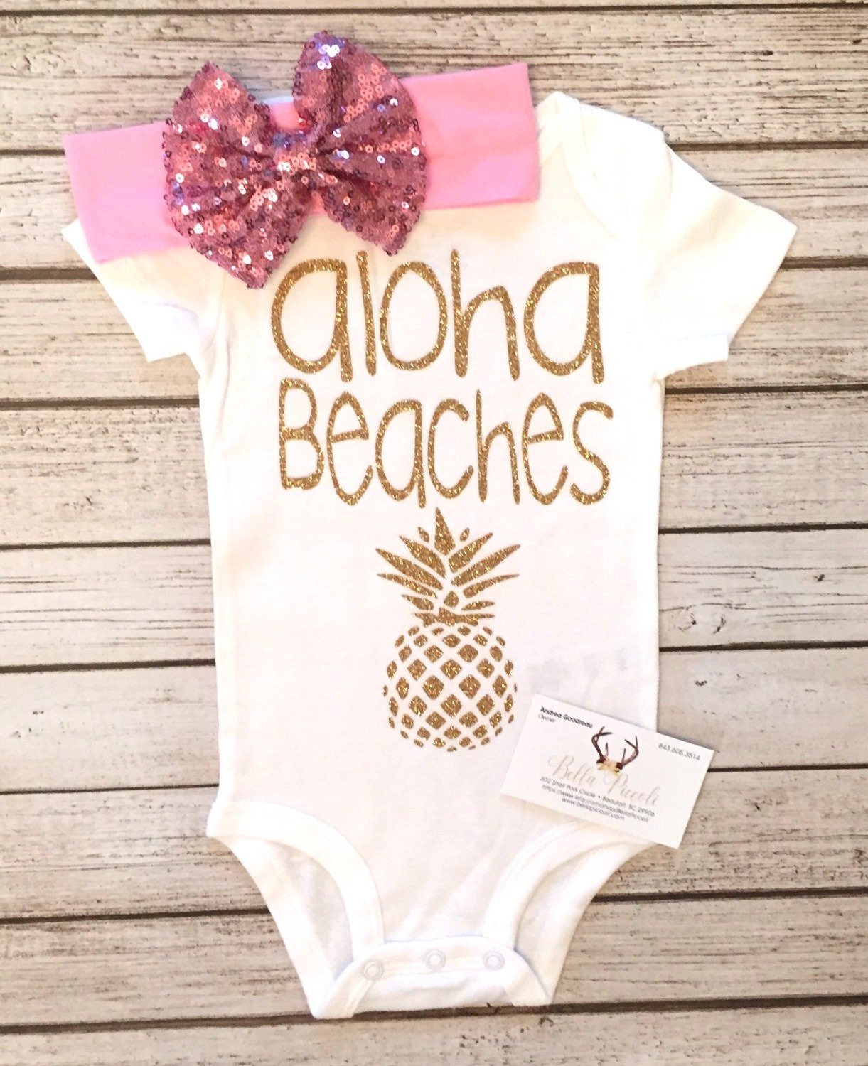 baby stuff etsy shop for quot baby clothes baby bodysuit aloha beaches bodysuit