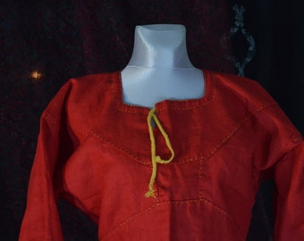 Ready for Shipping! Viborg Tunic / Shirt Reconstruction Inspired by Viborg Textile Finds,Viking Clothing, Living History