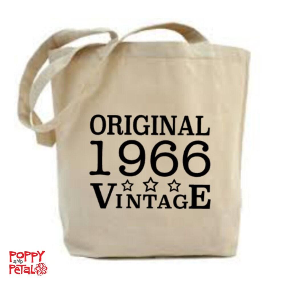 50th Birthday Gift 50th Birthday Bag 50th By