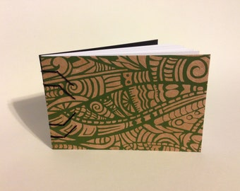 Tribal Blank Notepad