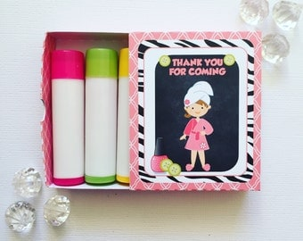 Pamper matchboxes