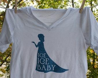 Ice Ice Baby {Elsa}