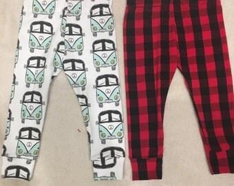 Organic leggings- one pair