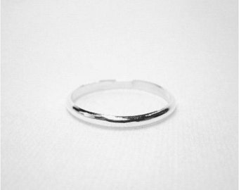 RP087 Sterling Silver Spinning Ring (1.5 mm.) ,Weight 0.9 g.