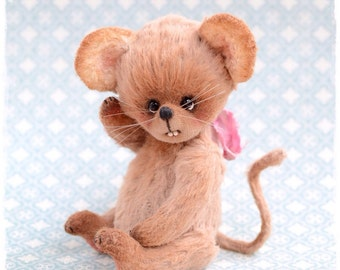 Teddy bear mouse rat