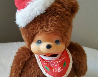 VINTAGE RUSS Tubby, 1982 Christmas edition