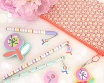 Deal of the Day Flower Stationery Set...